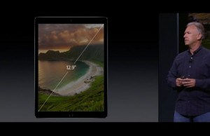 The 12.9″ iPad Pro goes official!