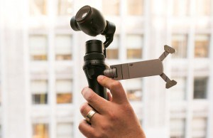 DJI Osmo is a $650 4K steadicam for iPhones
