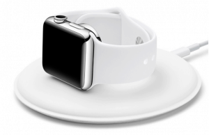 Apple Watch charging dock, officially unveiled