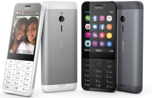 Nokia 230 is a dumbphone able to take decent selfies