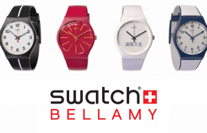 Your next Swatch watch could have an NFC chip
