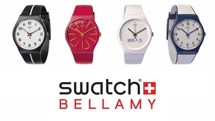 swatch bellamy