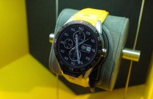 Tag Heuer Connected Watch, officially unveiled
