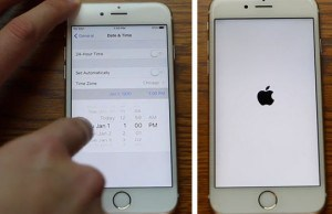 Warning: Setting Your iPhone Date Back Might Brick It!