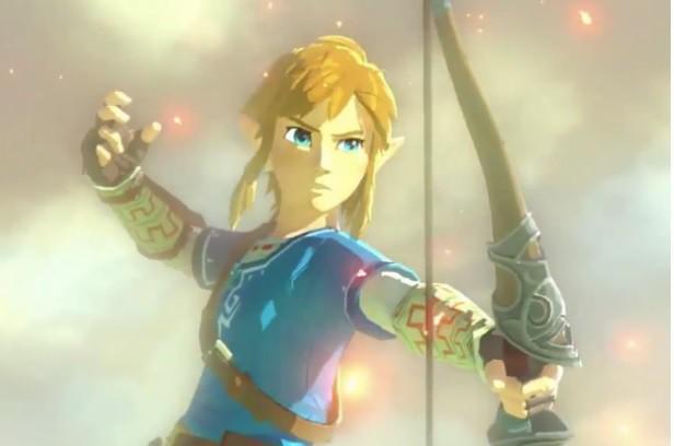 Nintendo-The Legend Of Zelda