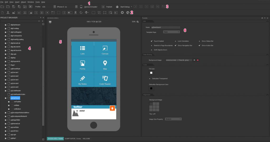 smartface ios emulator for PC