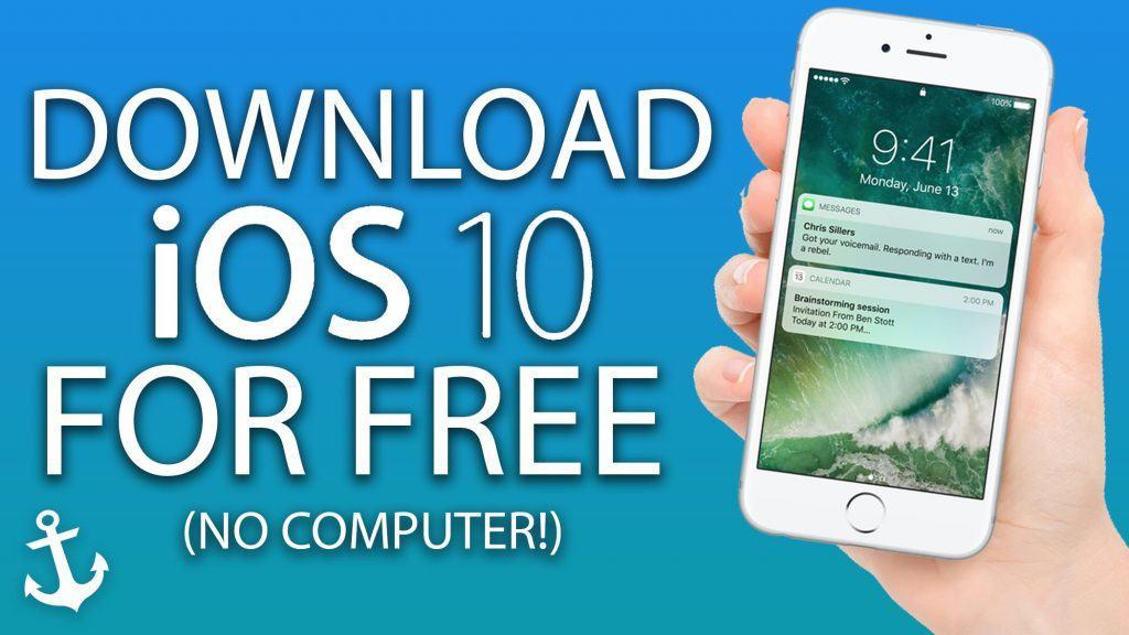 iOS 10 beta 4 download links