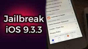 How To iOS 9.3.3 Jailbreak Without PC or Mac