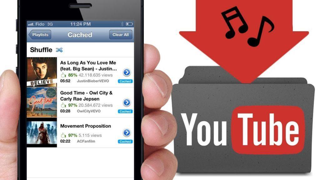 convert youtube videos iPhone