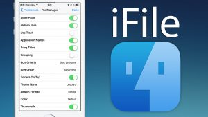 iFile for iOS 10 Browse iOS 10 File System Without Jailbreak