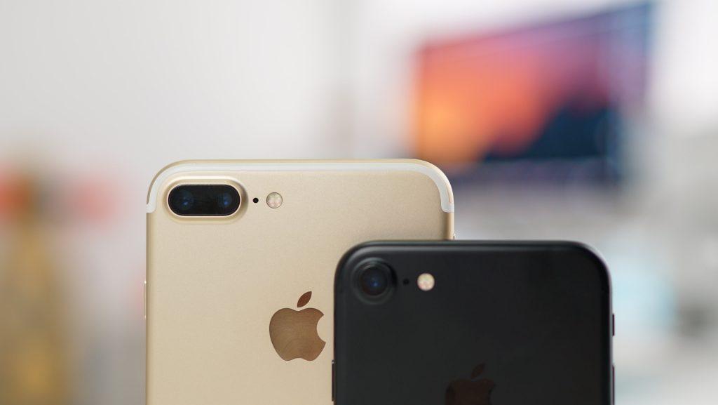 iPhone 7 vs iPhone 7 Plus Camera