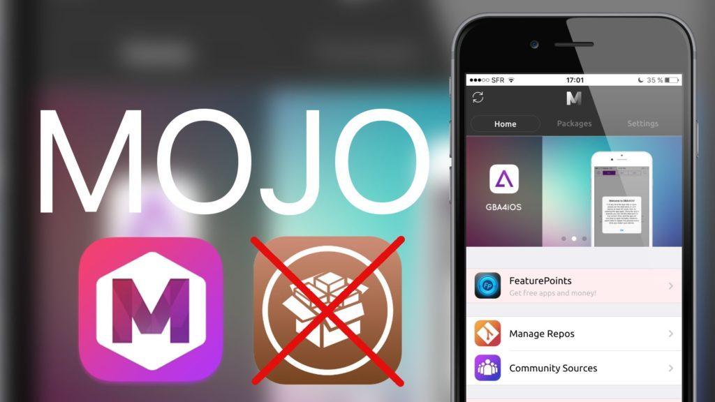 Install Mojo Installer iOS 10