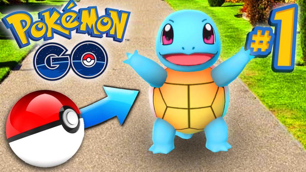 play pokemon go