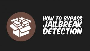 How to Bypass Jailbreak Detection in Pokemon Go / Other Apps