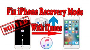 Fix iPhone Recovery Boot Stuck with ReiBoot without Restoring