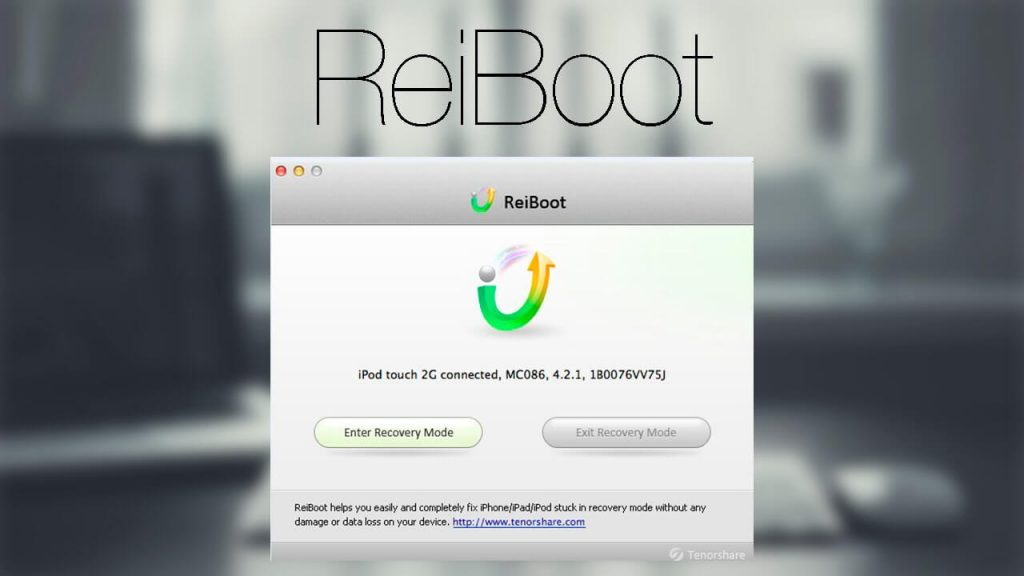 reiboot fix iphone recovery
