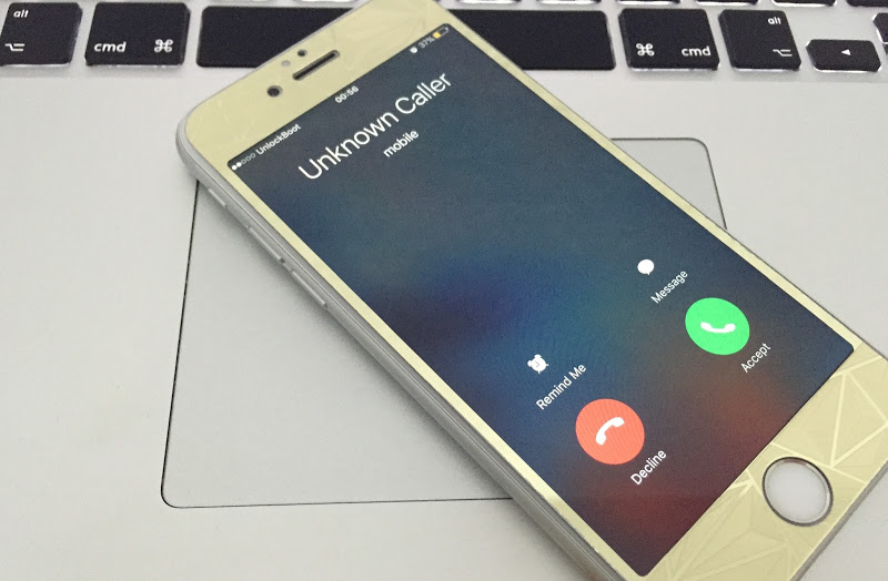 can you block no caller id on iphone how to block unknown callers who s calling on iphone 20649