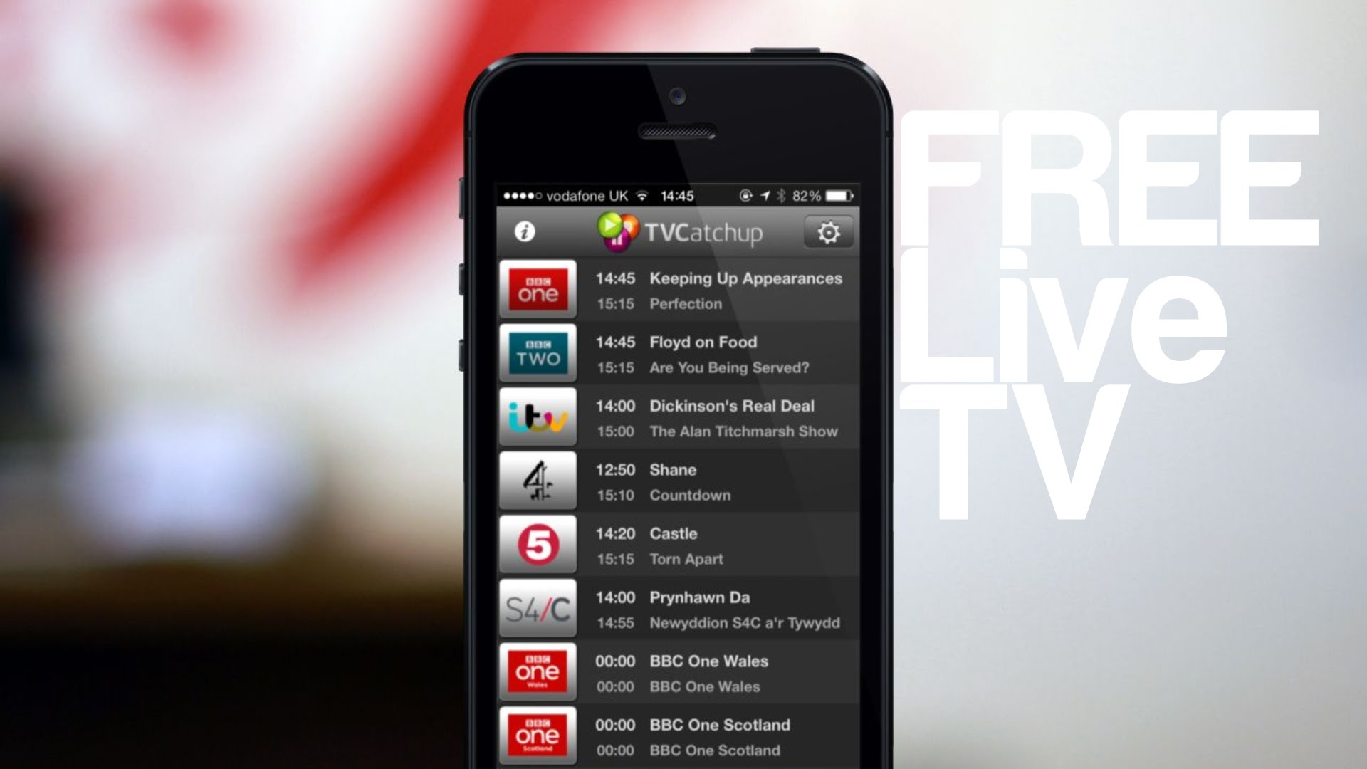 watch tv on iphone how to live tv on your iphone using channels without 6401